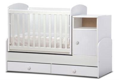Бебешка кошара Маги бяла